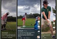 Golf Tik Tok