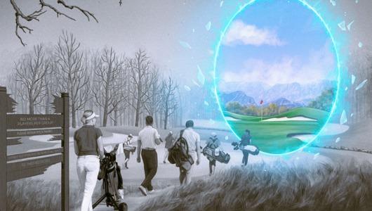 Future of golf