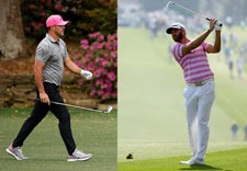 Masters outfits