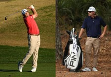 Bill Haas & Hunter Mahan